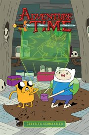 Adventure time. Volume 5, Graybles schmaybles cover image