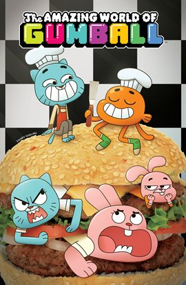Cover image for The Amazing World of Gumball Vol. 1