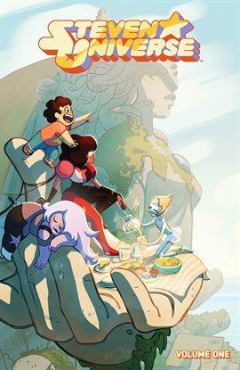 Steven Universe , book cover