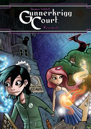 Gunnerkrigg Court. Volume 2, issue 1-8, Research cover image