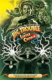 Big trouble in little China. Volume 2, issue 5-8. Volume two cover image
