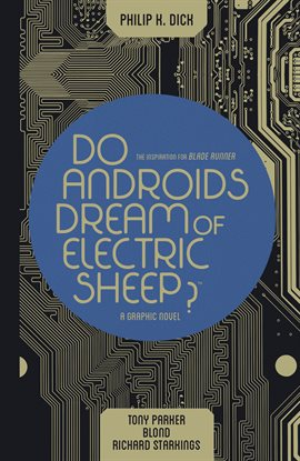Do Androids Dream Of Electric Sheep?, book cover