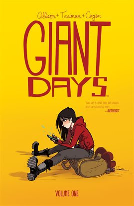 Giant Days , book cover