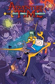 Adventure time. Volume 8, issue 35-39 cover image