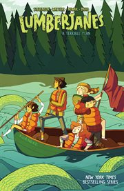 Lumberjanes. Volume 3, issue 9-12, A terrible plan cover image