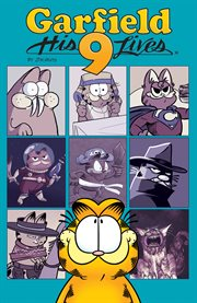 Garfield. Volume 9, issue 33-36 cover image