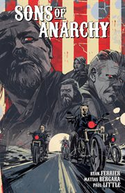 Sons of Anarchy. Volume 6, issue 23-25 cover image