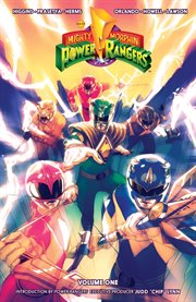 Mighty Morphin Power Rangers. Volume 1, issue 0-4 cover image