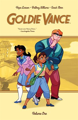 Cover image for Goldie Vance Vol. 1
