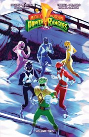 Mighty Morphin Power Rangers. Volume 2, issue 5-8 cover image
