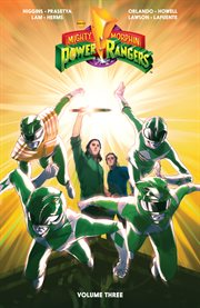 Mighty Morphin Power Rangers. Volume 3, issue 9-12 cover image