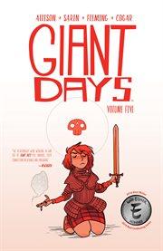 Giant Days, Vol. 5