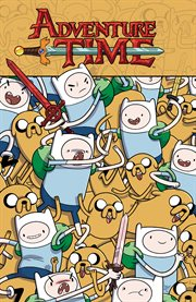 Adventure time. Volume 12, issue 54-57 cover image