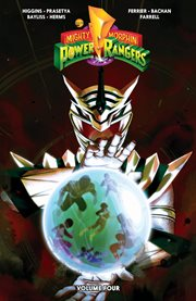 Mighty Morphin Power Rangers. Volume 4, issue 13-16 cover image