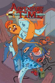 Adventure time. Volume 13, issue 58-61 cover image