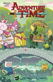 Adventure time #66. Issue 66 cover image