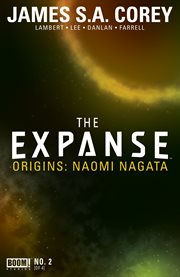 The expanse origins. Issue 2 cover image