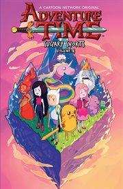 Adventure time : sugary shorts. Volume 4 cover image