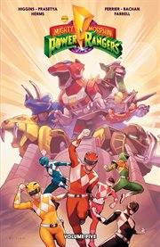 Mighty Morphin Power Rangers. Volume 5, issue 17-20 cover image