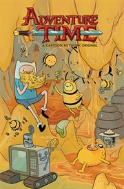Adventure time. Volume 14, issue 62-65 cover image