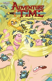 Adventure time. Issue 67 cover image