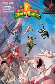 Mighty Morphin Power Rangers. Issue 18 cover image