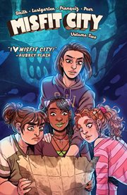 Misfit City. Volume 2, issue 5-8 cover image