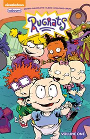 Rugrats. Volume 1, issue 1-4 cover image