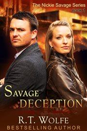 Savage deception cover image
