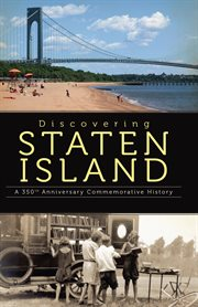 Discovering staten island cover image