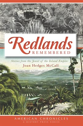 Cover image for Redlands Remembered