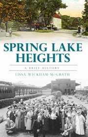 Spring lake heights cover image