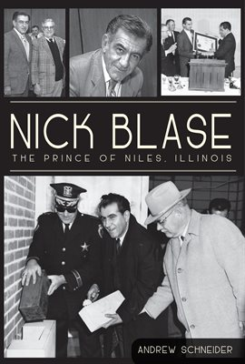 Cover image for Nick Blase