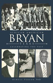 Texas african american bryan cover image