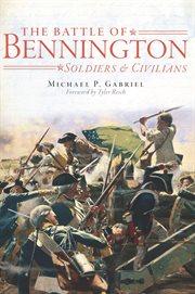 The battle of bennington cover image