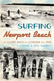 Surfing newport beach cover image