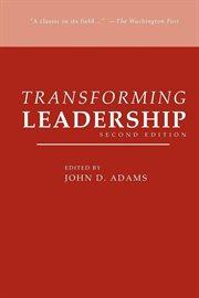 Transforming leadership cover image