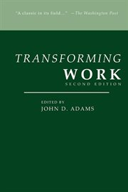 Transforming work cover image