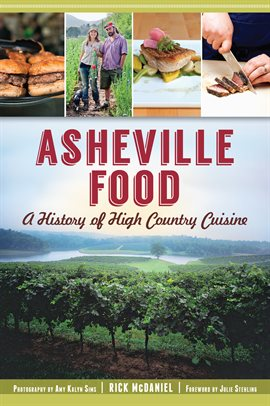Cover image for Asheville Food