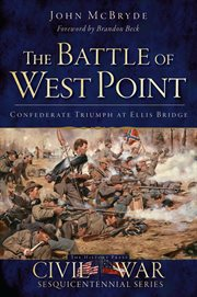 The battle of west point cover image