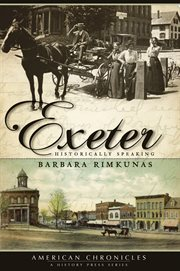 Exeter historically speaking cover image