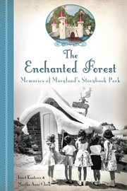 The enchanted forest cover image