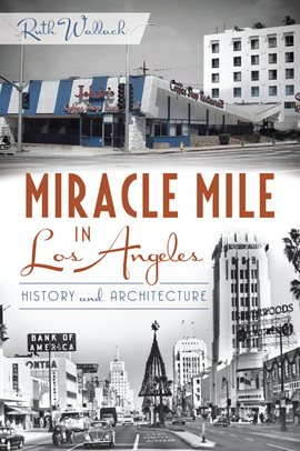Miracle Mile in Los Angeles, book cover