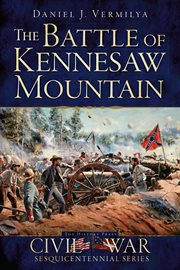 The Battle of Kennesaw Mountain cover image