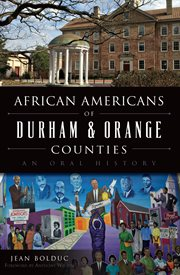 African Americans of Durham & Orange Counties