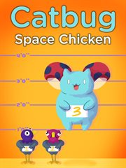 Space chicken! cover image
