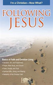 Following Jesus cover image