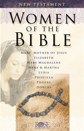 Cover image for Women of the Bible: New Testament
