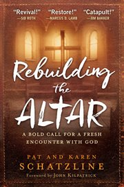Rebuilding the altar cover image
