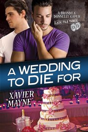 A wedding to die for cover image